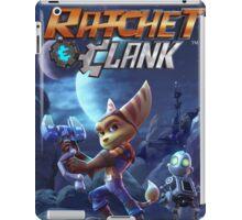 ratchet clank 2016 ori iPad Case/Skin
