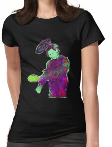 Denzel Curry T shirt Womens Fitted T-Shirt