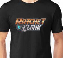 ratchet clank logo games Unisex T-Shirt