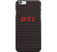 GTI iPhone Case/Skin