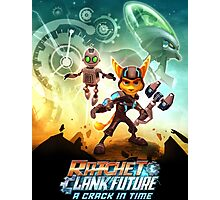 ratchet clank in the time Photographic Print