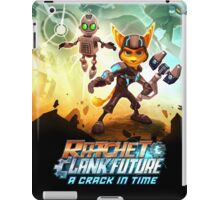 ratchet clank in the time iPad Case/Skin