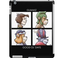 Good Ol' Days iPad Case/Skin