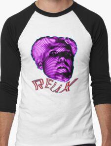 MUGATU SAY RELAX Men's Baseball ¾ T-Shirt