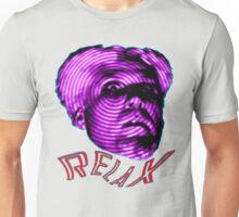 MUGATU SAY RELAX Unisex T-Shirt