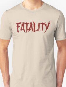 Mortal kombat Fatality T-Shirt