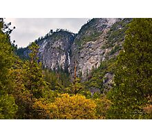 Springtime in Yosemite Photographic Print