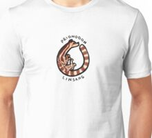 Banded Linsang (Prionodon linsang) Unisex T-Shirt