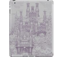 Garden Castle iPad Case/Skin