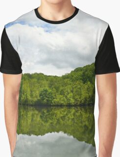 Reflection of Life Graphic T-Shirt