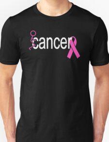 Screw Breast Cancer T-Shirt