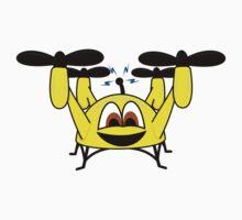 Happy Drone Baby Tee