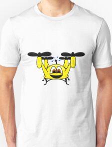 Happy Drone Unisex T-Shirt