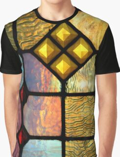 Diamonds In The Rough Graphic T-Shirt