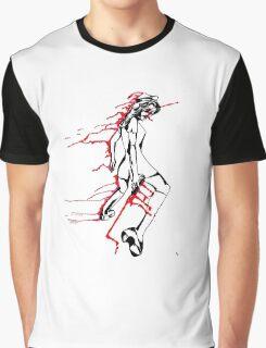 A.K.A California Mountain Snake Graphic T-Shirt