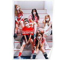 Red Velvet! Dumb Dumb era. Poster