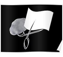 Rock Paper Scissors iPhone / Samsung Galaxy Case Poster