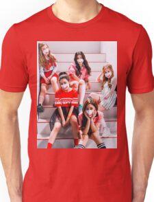 Red Velvet! Dumb Dumb era. Unisex T-Shirt