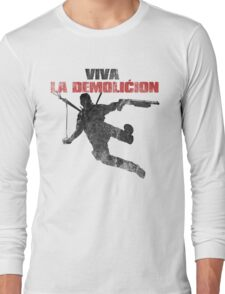 Just Cause - Viva la demolicion Long Sleeve T-Shirt