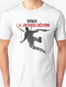 Just Cause - Viva la demolicion Unisex T-Shirt