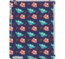 Owl pattern iPad Case/Skin