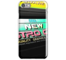 Neon Arcade Sign iPhone Case/Skin
