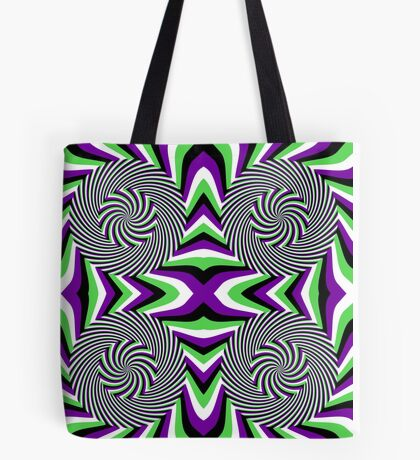 Dark Hypnosis Tote Bag