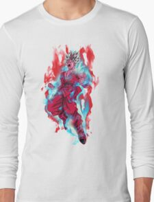 Goku God Blue Kaioken x10 T-Shirt