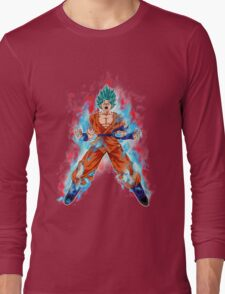 Goku God Blue Kaioken T-Shirt