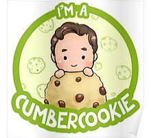 Cumbercookie Poster