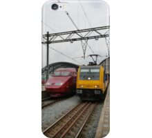 Dutch international trains iPhone Case/Skin