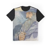 Wizard Graphic T-Shirt