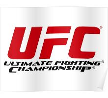 UFC -Ultimate Fighting Championship- Poster