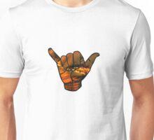 SHAKA brah surfs up Unisex T-Shirt