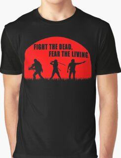 The walking dead - Rick - Daryl - Michonne Graphic T-Shirt