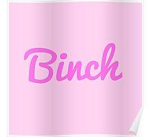 BINCH! Poster