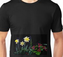 Daffodil and Trillium Unisex T-Shirt