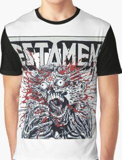 Testament T-Shirt Graphic T-Shirt