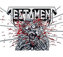 Testament T-Shirt Photographic Print
