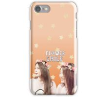 Solar is a Flower Child! iPhone Case/Skin