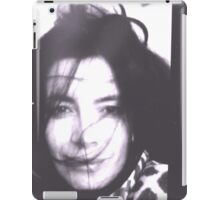 How A Woman's Intuition Is The Most Powerful Force . Andrzej Goszcz. iPad Case/Skin
