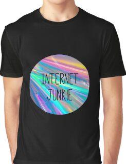 internet junkie Graphic T-Shirt