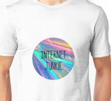 internet junkie Unisex T-Shirt