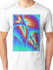 Contacting Lifeforms Unisex T-Shirt