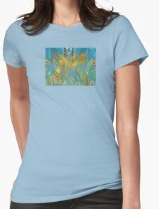 Sheer Delight Womens Fitted T-Shirt