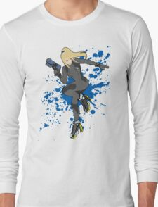 Zero Suit Samus (Black Alt.) - Super Smash Bros T-Shirt