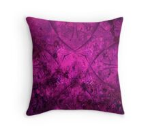 Abstract 1J Throw Pillow