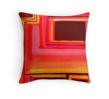Pastel Painting 12 Throw Pillow