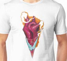 Artist's heart  //  El corazón del artista Unisex T-Shirt
