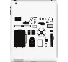 Essential Filmmaking Tools iPad Case/Skin